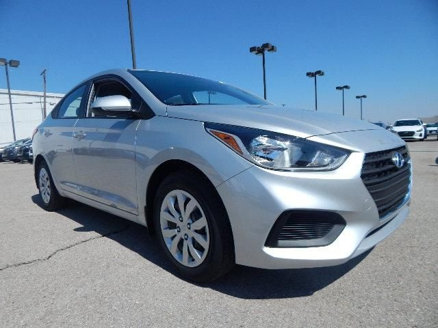 New 2018 Hyundai Accent SE