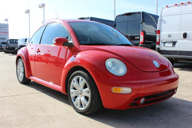 Used Volkswagen New Beetle 2dr Cpe GLS Turbo Auto
