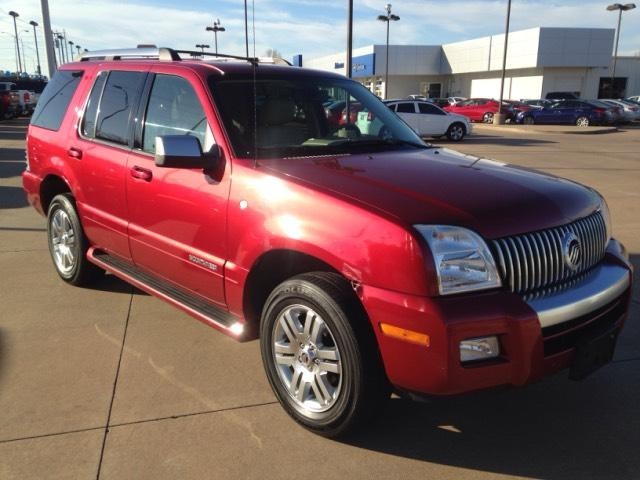 Used Mercury Mountaineer 2WD 4dr V6 Premier