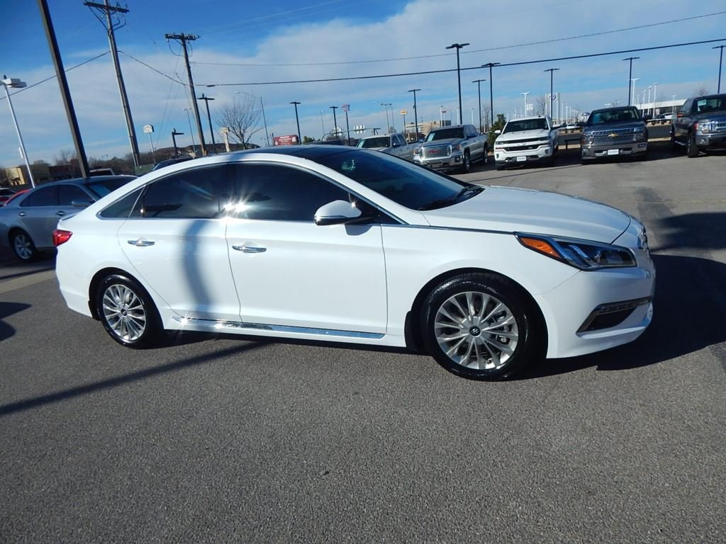 Certified Pre-Owned 2015 Hyundai Sonata Limited Ultimate