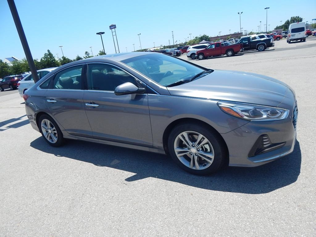 New 2018 Hyundai Sonata Limited