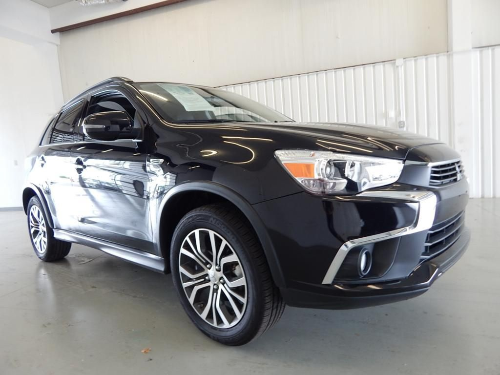 Pre-Owned 2016 Mitsubishi Outlander Sport GT