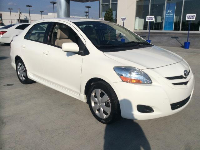 Used Toyota Yaris 4dr Sdn Auto S (Natl)