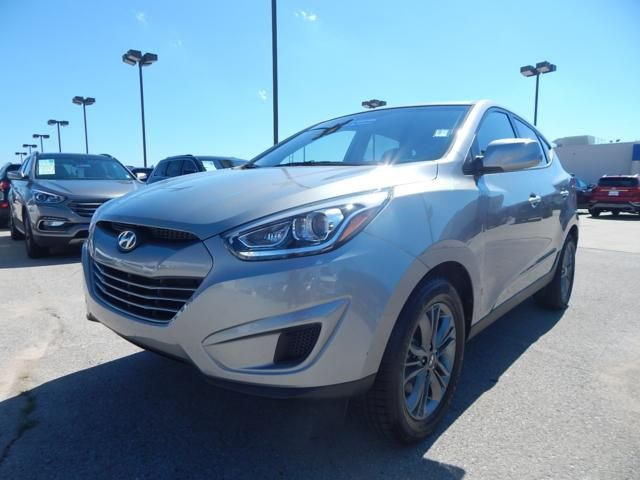 Certified Pre-Owned 2015 Hyundai Tucson GLS