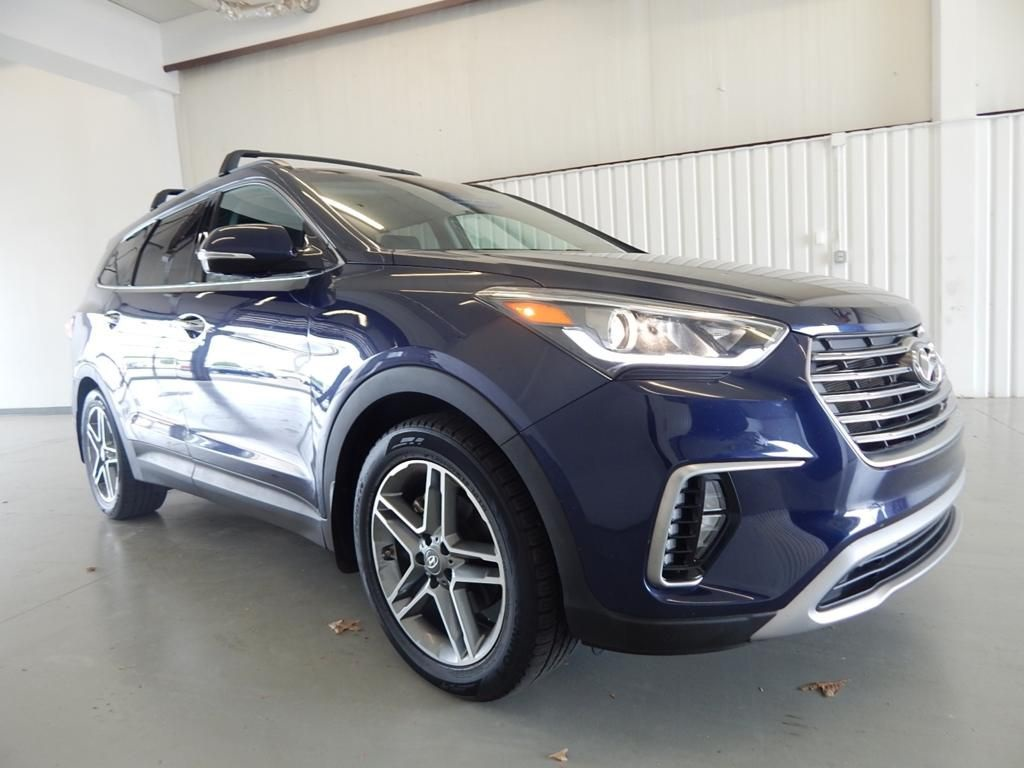 Certified Pre-Owned 2017 Hyundai Santa Fe SE Ultimate