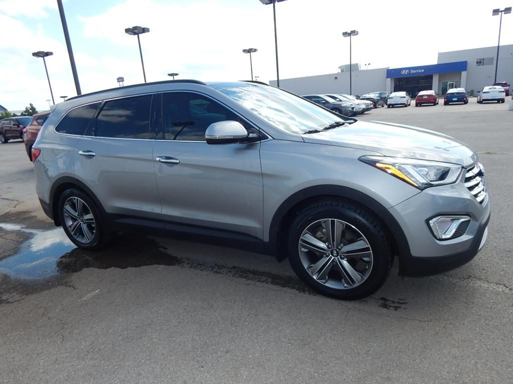 Certified Pre-Owned 2014 Hyundai Santa Fe Limited