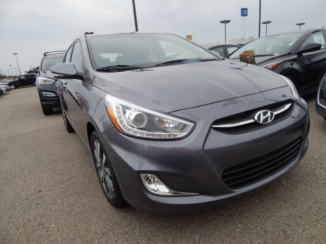 New Hyundai Accent 5dr HB Man Sport