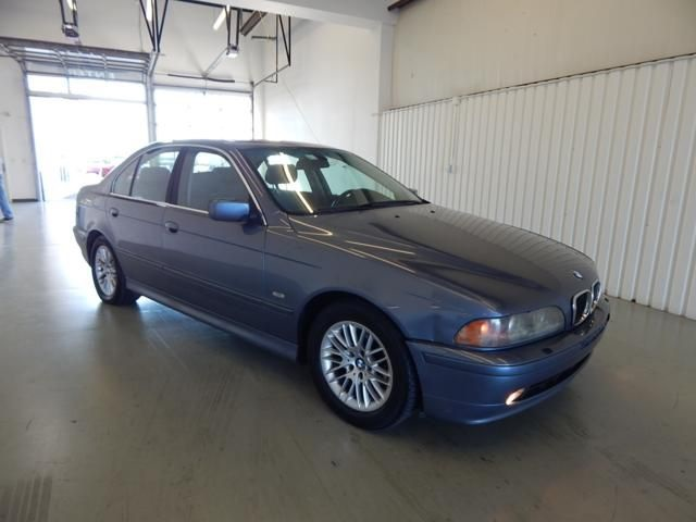 Pre-Owned 2003 BMW 5 Series 530i