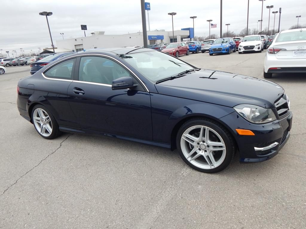 Pre-Owned 2015 Mercedes-Benz C-Class C 250