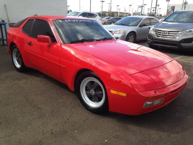 Used Porsche 944 2dr Coupe Turbo 5-Spd