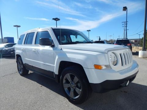 Pre-Owned 2014 Jeep Patriot High Altitude