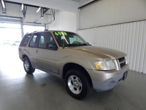 Pre-Owned 2002 Ford Explorer Sport Base