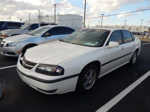 Pre-Owned 2001 Chevrolet Impala LS