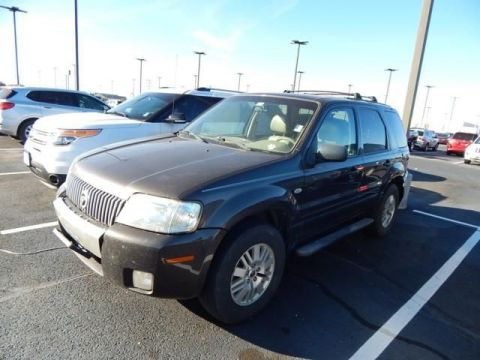 Pre-Owned 2006 Mercury Mariner Luxury