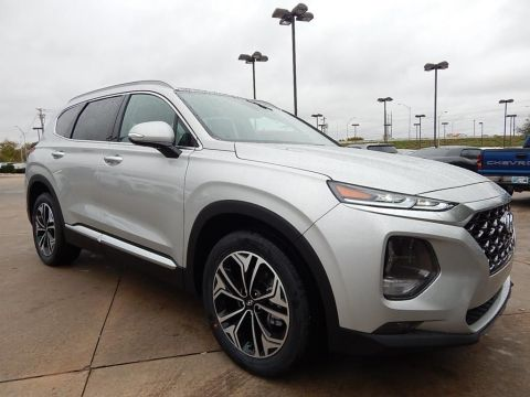New 2019 Hyundai Santa Fe Limited 2.0T