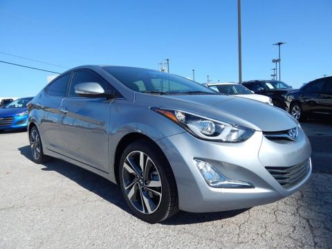 Certified Pre-Owned 2015 Hyundai Elantra Limited