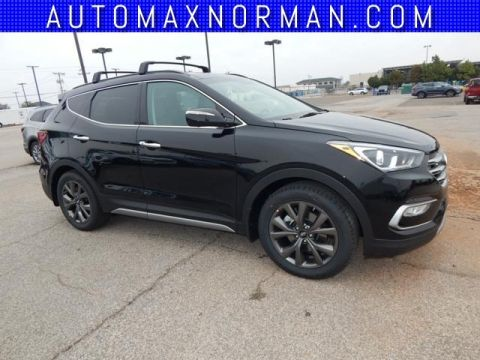 New 2017 Hyundai Santa Fe Sport 2.0T Ultimate