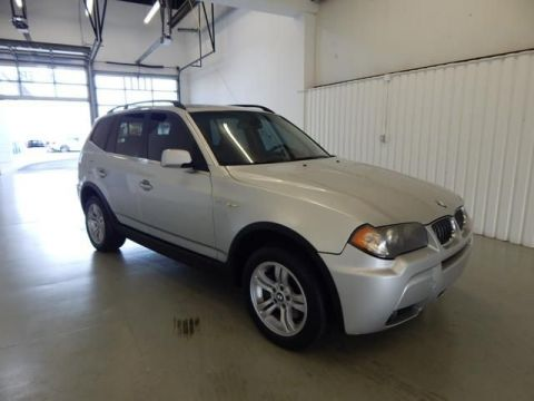 Pre-Owned 2006 BMW X3 3.0i
